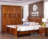床+衣柜+床头柜