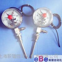 上海WTYY-1021不锈钢远传温度计/pt100温度计 WTYY-1021