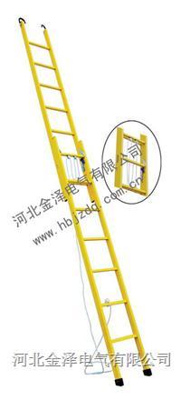 绝缘升降单梯 JYT-DST-4.0米