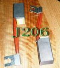 特供水泥厂碳刷 水泥厂碳刷型号CH17 CM3H MG50 J164 J204