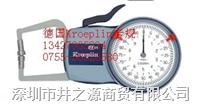 641M-104 表盘式测卡规_德国Kroeplin内卡规H105 641M-104