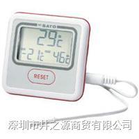 1740-00数字式温度计,PC-3300温湿度计,日本SATO冷藏室温度计,低温温度计 1740-00/PC-3300