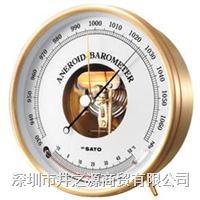 7610-20室内温度计,日本SATO简易温度计,便捷式温度计,指针温度计 7610-20