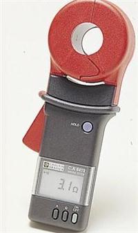 CA6412钳形接地电阻测试仪| 法国CA接地电阻测试仪|CA6412接地电阻测试仪 CA6412接地电阻测试仪