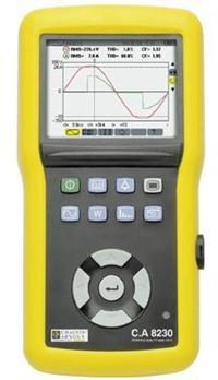 CA8230单相电能质量分析仪| 法国CA电能质量分析仪| CA8230电能质量分析仪 CA8230电能质量分析仪