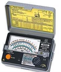 3321A/3322A/3323A 绝缘电阻计 日本共立绝缘电阻测试仪 3321A/3322A/3323A绝缘电阻测试仪