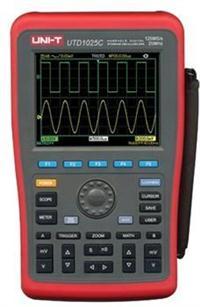 UTD1152C示波器 UTD1152C手持式示波器 优利德示波表 UTD1152C示波表