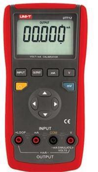UT712【现货供应】优利德UT712过程校验仪 UT712校验仪