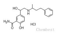 盐酸拉贝洛尔(柳胺苄心定)Labetalol hydrochloride CAS:32780-64-6 C13793