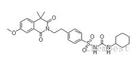 格列喹酮 Gliquidone CAS:33342-05-1