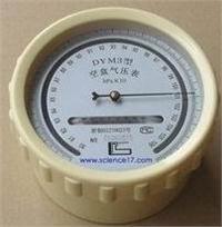 DYM3型空盒氣壓表DYM3型大氣壓力表