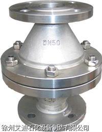 管道防爆阻火器 ZHQ-B型