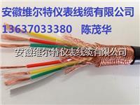 成都批发维尔特牌电缆ZRC-DJYPVP-2*2*1.0阻燃计算机屏蔽电缆