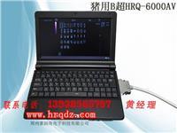 笔记本型便携式兽用B超牛用B超彩色B超 HRQ-6000AV