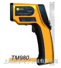 TM980香港泰克曼 高温型红外测温仪1850度 工业测温枪