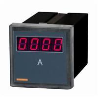 CD195I-1X1/2X1/3X1/4X1/5X1/9X1/AX1/DX1单相直流电流表