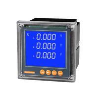 液晶型三相电压表