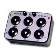直流電阻器 ZX21