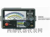 指针式绝缘测试仪 3323A