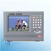 數據疊加彩色監視場強儀 S8000