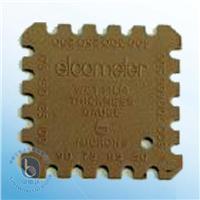 塑料湿膜梳 Elcometer 154