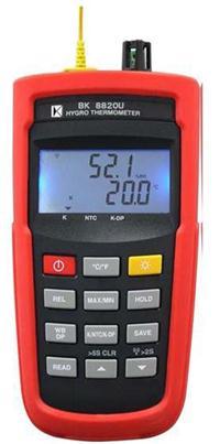 無線接收濕度計 BK8820