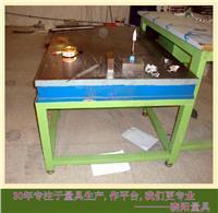 铸铁检测平板用于各种检验工作,精密测量用的基准平面. 标准检测平板