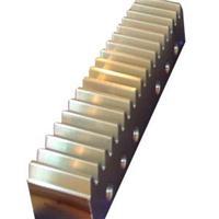 大型机器人专用精密齿条/工业机械手专用齿条/机器人行走地轨专用齿条