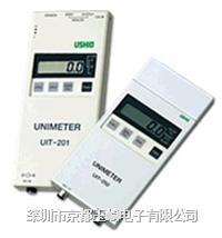 USHIO紫外线积算光量计UIT-250,USHIO照度计,ushio牛尾UV光量计