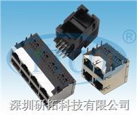 RJ45网络插座双层 6059-XPXCXXXXXXXXXX