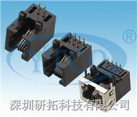 RJ45网络插座 6053-8P8C11RXXXXXXX