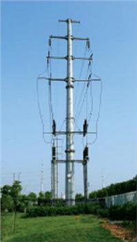 電力輸電鋼桿  002
