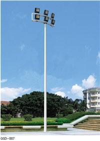 15米中杆灯 GGD