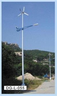 湖北風光互補路燈 LD