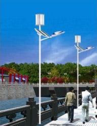 北京風光互補路燈 LD