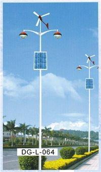 新疆風光互補路燈 LD