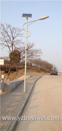 6米太陽能路燈廠家
