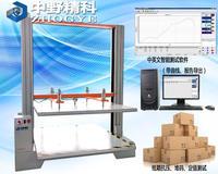 全智能纸箱耐压测试仪 全电脑测控纸箱压缩强度试验仪,空箱抗压试验机 HTS-KY6200