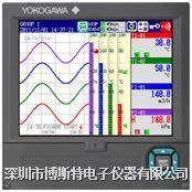 日本横河YOKOGAWA FX1012-4-3-L无纸记录仪 FX1012-4-3-L