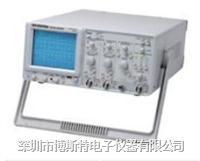 固纬GOS-6103C模拟示波器 GOS-6103C
