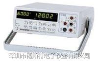 固纬GDM-8245台式数字万用表 GDM-8245