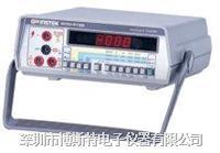固纬GDM-8135台式数字万用表 GDM-8135