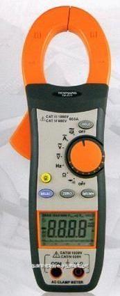 泰玛斯TM-3013 AC/DC数显钳形表 TM-3013