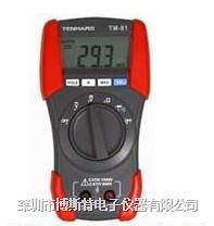 泰玛斯TM-81数字万用表TM-82 TM-81
