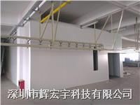自动喷涂悬挂线 悬挂式吊空线 深圳吊空喷涂线