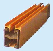 铜单极安全滑触线