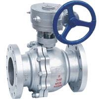 Q341F、Q341Y 型 PN16~PN40 蜗杆传动球阀