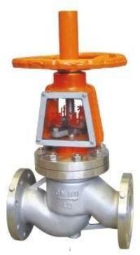 氧气专用截止阀YJ41H-25~40P/T