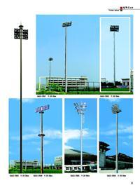 升降式球场灯 SDGG-009