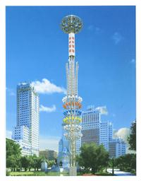扬州高杆灯 SDGG-100